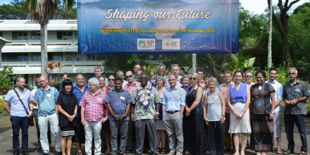 Oceans Governance: Shaping our Future workshop, image SSGM