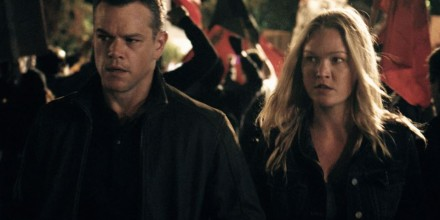 Unsurprisingly, the Jason Bourne films won't tell you much about ASIO. Bourne Supremacy screenshot/Universal