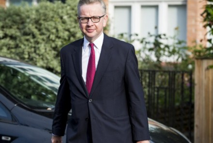 Brexit campaigner Michael Gove will run to be the next Conservative Party leader and UK prime minister.  Photo: Jack Taylor