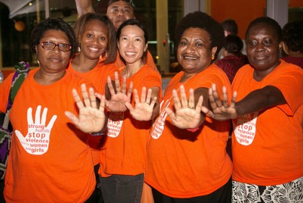 Stop violence against women and girls in PNG - UN Women