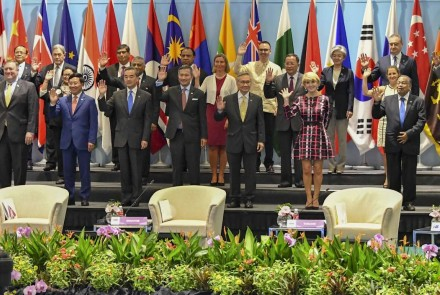 25th ASEAN Regional Forum Retreat in August 2018. Singapore (Photo: US Department of State/Flickr)