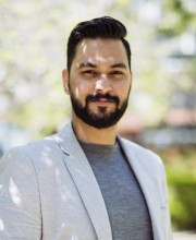 Tanuj Parakh, Events and Communications Officer, Department of Pacific Affairs