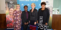 Foreign Minister Julie Bishop launches Women's Leadership Initiative