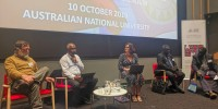 Session 3 at the Bougainville Symposium