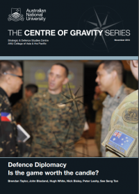 Defence diplomacy: Is the game worth the candle?