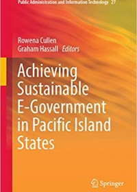 Achieving Sustainable E-Government in Pacific Island States