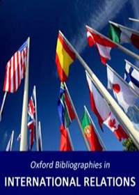 Oxford Bibliographies in International Relations
