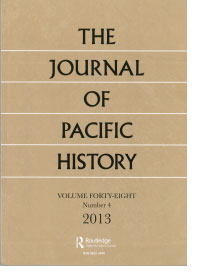 SSGM Journal of Pacific History series